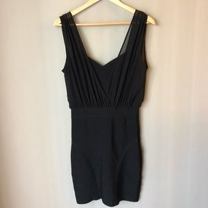 EUC Bebe bandage dress